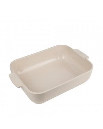 Plat de cuisson rectangulaire Appolia - Blanc