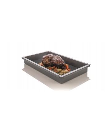 """Plaque de cuisson en granit émaillé 12"""" x 20"""" x 1,5"""""""
