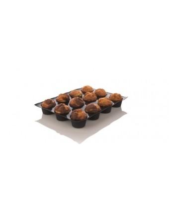 Moule à muffins souple
