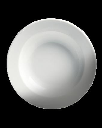 """Assiette à soupe ronde 8"""" - Dynasty"""