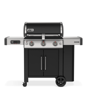 BBQ au gaz propane Genesis II EX-315 - Noir