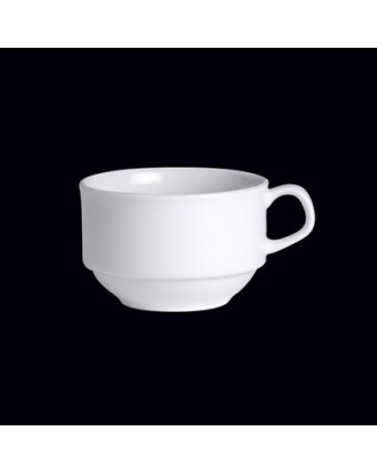 Tasse empilable en porcelaine 6,75 oz – Montego