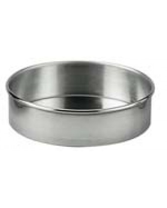 """Moule à gâteau rond en aluminium 9"""""""