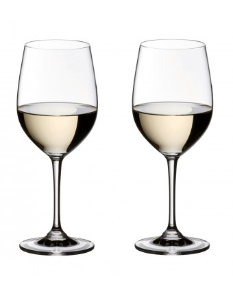 Ensemble de deux verres à vin blanc 11,8 oz - Vinum