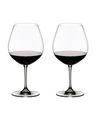 Ensemble de deux verres à vin rouge 24,75 oz – Vinum