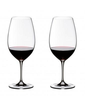 Ensemble de deux verres à vin rouge 23,7 oz – Vinum