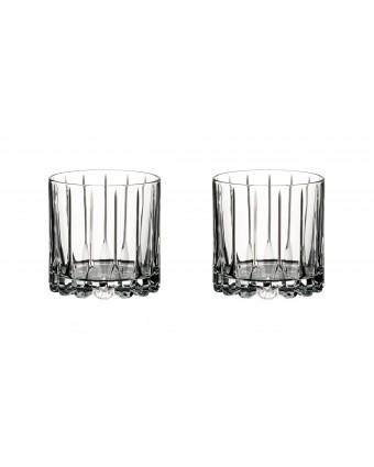 Ensemble de deux verres rocks 9 oz - Drink Specific