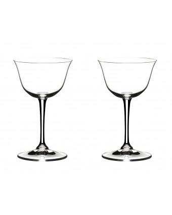 Ensemble de deux verres à cocktail 7 oz - Drink Specific
