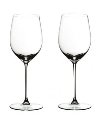 Ensemble de deux verres à vin blanc 13 oz - Veritas