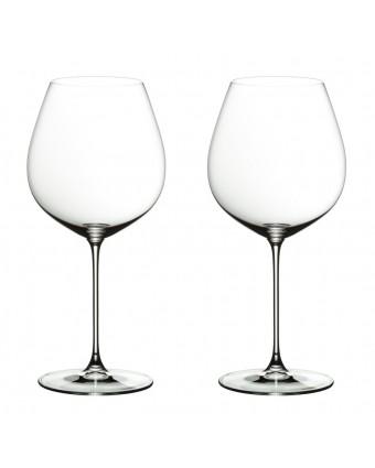 Ensemble de deux verres à vin rouge 24,9 oz - Veritas
