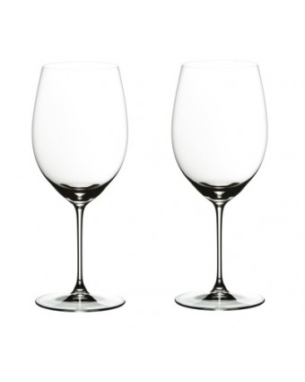 Ensemble de deux verres à vin rouge 22 oz - Veritas