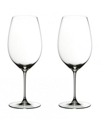 Ensemble de deux verres à vin rouge 22,9 oz - Veritas