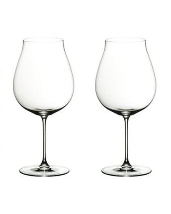 Ensemble de deux verres à vin rouge ou rosé 27,9 oz - Veritas