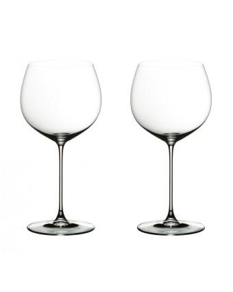 Ensemble de deux verres à vin blanc 21,9 oz - Veritas