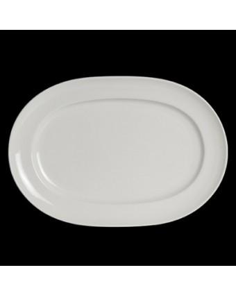 Assiette de service ovale 14'' x 9,75'' - Stratford