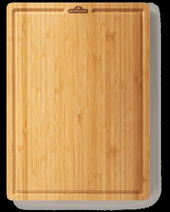"""Planche à découper en bambou 13,5"""" x 10,5"""""""