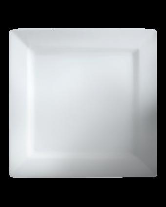 """Assiette carrée 11,75"""" - Square"""