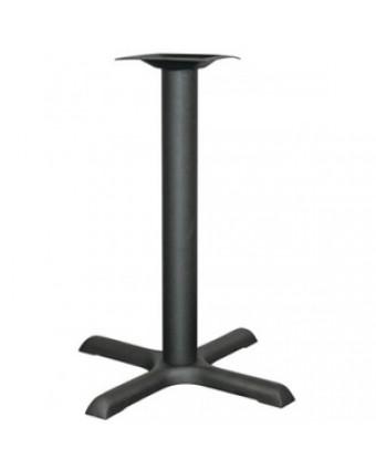 """Base de table 22"""" - Noir"""
