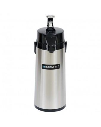 Thermos à café en acier inoxydable à levier 2,2 L