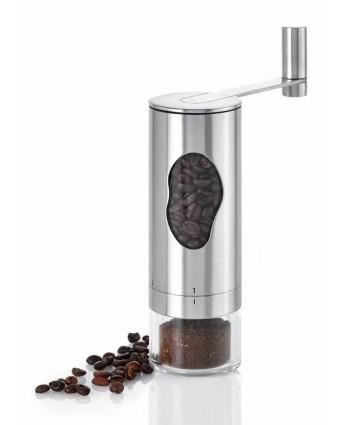 Moulin à café manuel – Acier inoxydable