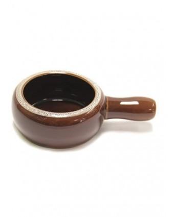 Bol à soupe à l'oignon en céramique 8 oz