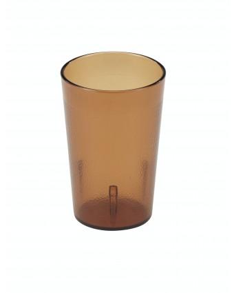 Verre en plastique ambré 7,8 oz - Colorware