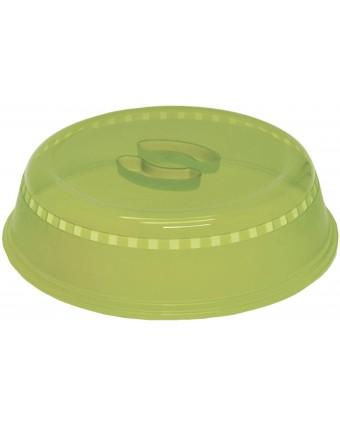 Couvercle à micro-ondes en plastique