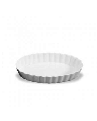 """Assiette à crème brûlée en porcelaine 5,5"""""""