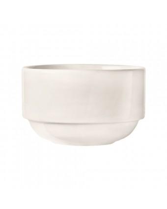 Bol empilable rond 10 oz - Porcelana