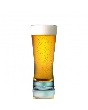 Ensemble de quatre verres à bière Pilsner FizzUp 14 oz