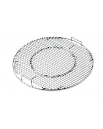 """Grille de cuisson en acier chromé pour BBQ au charbon 22"""""""
