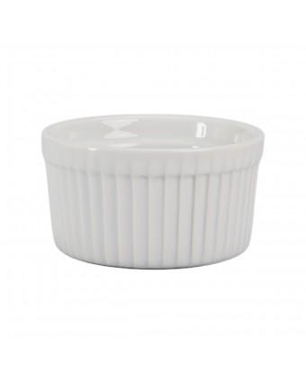 Ramequin rond en porcelaine 6 oz