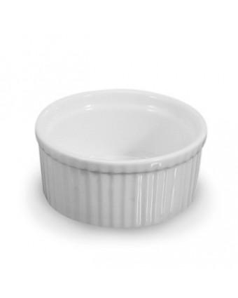 Ramequin rond en porcelaine 4 oz