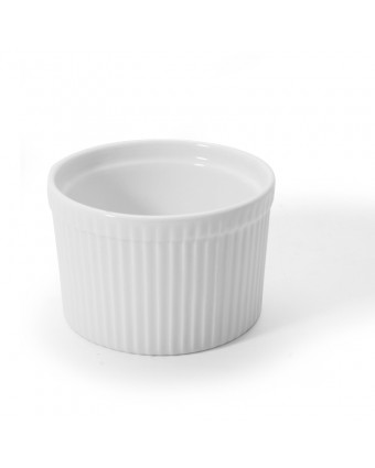 Ramequin rond en porcelaine 9,5 oz