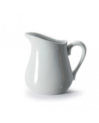 Crémier en porcelaine 8 oz