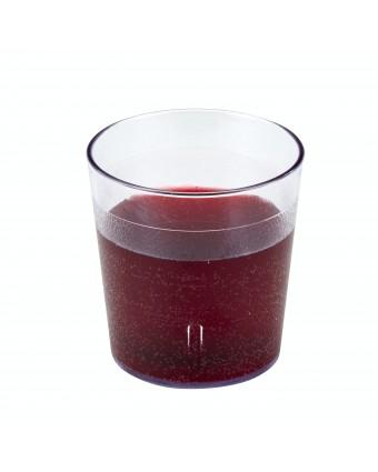 Verre en plastique transparent 9,7 oz - Colorware