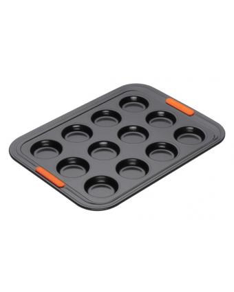 Moule à mini-muffins en acier au carbone