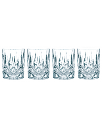 Ensemble de quatre verres à whisky - Noblesse