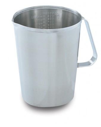 Tasse à mesurer en acier inoxydable - 1,9 L