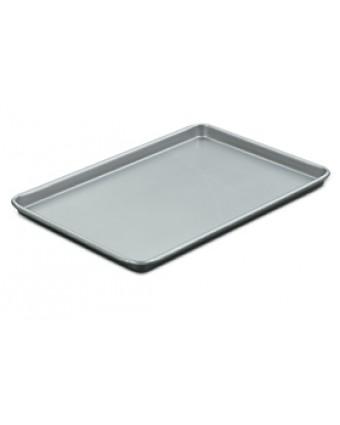 Plaque de cuisson en acier antiadhésive 10,5'' x 15,5''