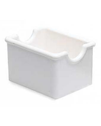 Porte-sachets en plastique - Blanc