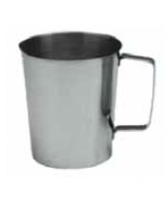 Tasse à mesurer en acier inoxydable - 1 L