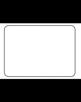 Étiquettes Vides 56mm x 40mm