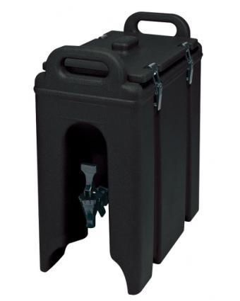 Distributeur isotherme de boisson Camtainer 9,5 L - Noir