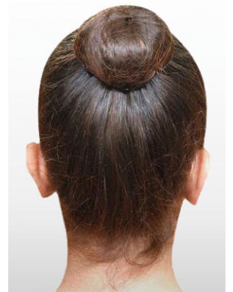 Filet à Cheveux Invisible (12/pqt)