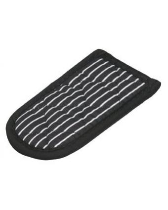 Manchon en coton pour poêle à frire - Noir