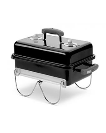 BBQ au charbon Go-Anywhere - Noir