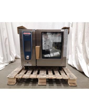 Four combi SelfCookingCenter modèle 61 - 49 000 BTU (endommagé)