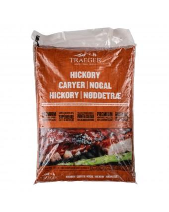Granules de bois de hickory - 20 lb