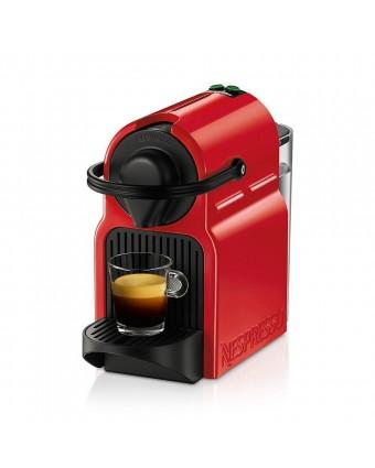 Machine à café à capsules Inissia - Rouge